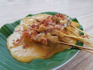 Foto 1 - Makanan di Sate Mak Syukur oleh D L