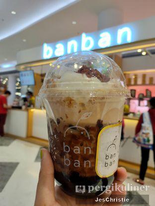 Foto 1 - Makanan(Coffaltine Boba w/ Vanilla Cream & Crunchy Ovaltine) di Ban Ban oleh JC Wen