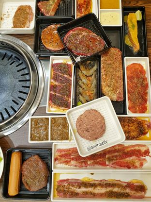 Foto 5 - Makanan di Steak 21 Buffet oleh ig: @andriselly