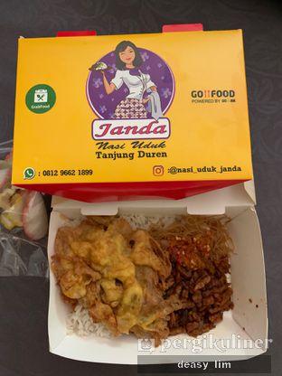 Foto 2 - Makanan di Nasi Uduk Janda oleh Deasy Lim