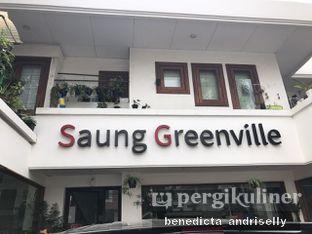 Foto 2 - Eksterior di Saung Greenville (Saung Grenvil) oleh ig: @andriselly