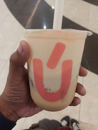 Foto - Makanan(Hokaido Milk Boba Cheese) di Pinku Milk Bar oleh Rachmat Kartono