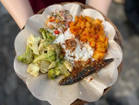 Foto Warteg Modern Kuliner Rasa