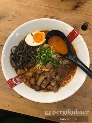 Foto 1 - Makanan di Universal Noodle Ichiro Chazuke Ramen Market oleh bataLKurus