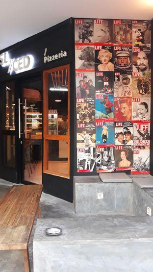 Foto 4 - Interior di Sliced Pizzeria oleh Mouthgasm.jkt