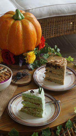Foto 2 - Makanan di Ignasia's Cake Me Away oleh Theodora