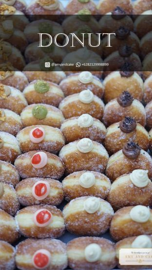 Foto 5 - Makanan di Amy and Cake oleh Raiyyan Rai