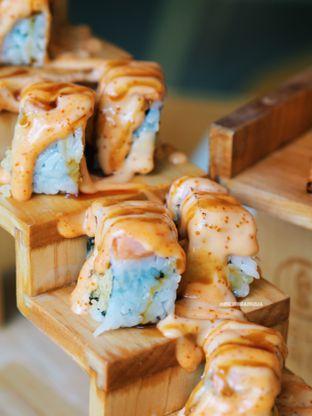 Foto 4 - Makanan di Sushi Hiro oleh Indra Mulia