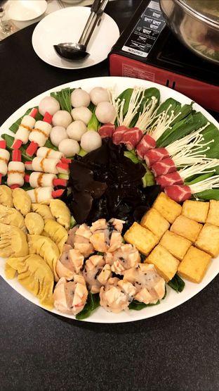Foto 1 - Makanan(Hotpot) di X.O Suki & Cuisine oleh Riris Hilda