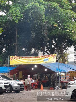 Foto 4 - Eksterior di Sate Padang Ajo Ramon oleh Sillyoldbear.id