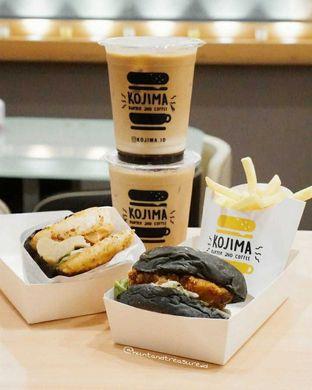 Foto 1 - Makanan di Kojima Burger & Coffee oleh Huntandtreasure.id