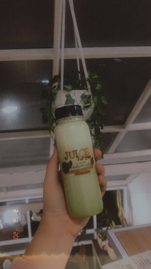 Foto review Juice For You oleh @qluvfood  3