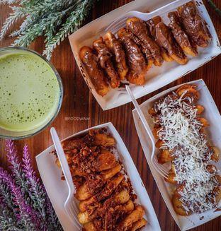 Foto - Makanan di Pisang Goreng Djakarta oleh Wawa   IG : @foodwaw