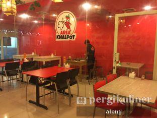 Foto 3 - Interior(Smooking Room) di Penyetan Cok oleh #alongnyampah