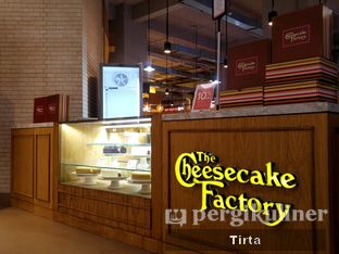 Foto review The Cheesecake Factory oleh Tirta Lie 3