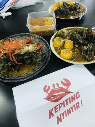 Foto 2 - Makanan di Kepiting Nyinyir oleh Margaretha Helena #Marufnbstory