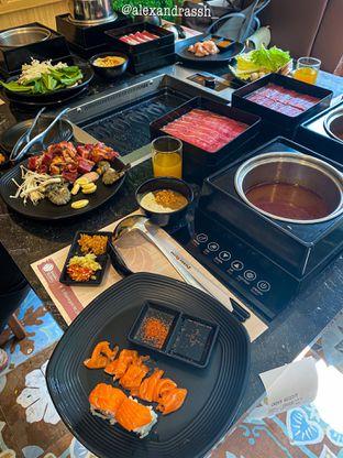 Foto 1 - Makanan di Shabu Sushi oleh Alexandra  Damayanthie