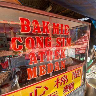 Foto review Bakmi Congsim Athek Medan oleh Makan2 TV Food & Travel 1