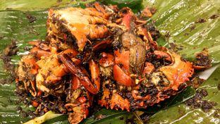 Foto 1 - Makanan(kepitng asap) di Bola Seafood Acui oleh Komentator Isenk