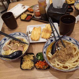 Foto - Makanan di Marugame Udon oleh Afifah Romadhiani