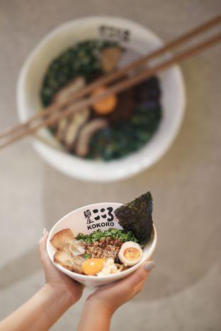 Foto review Kokoro Tokyo Mazesoba oleh Vici Sienna #FollowTheYummy 1