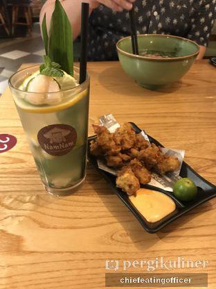 Foto 1 - Makanan(Crispy Chicken Bites) di NamNam Noodle Bar oleh Cubi
