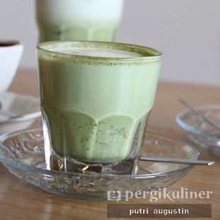 Foto 1 - Makanan(Hot Green Tea Latte) di Neighbor Collaboration oleh Putri Augustin