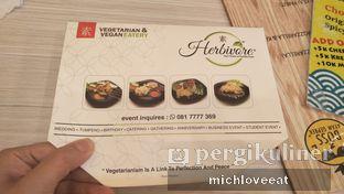 Foto 2 - Menu di Herbivore oleh Mich Love Eat