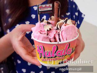 Foto review Hulala Ice Cream Roll oleh Angie  Katarina  1