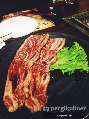 Foto 3 - Makanan(LA galbi) di Sadang Korean BBQ oleh @supeririy