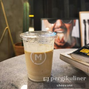 Foto - Menu(Ice Vanila Latte) di Makna Coffee oleh Alsheila vannya