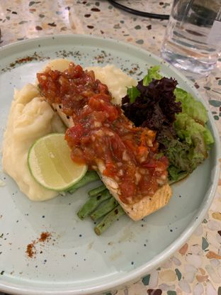 Foto 1 - Makanan di Cliq Coffee & Kitchen oleh Wawa   IG : @foodwaw