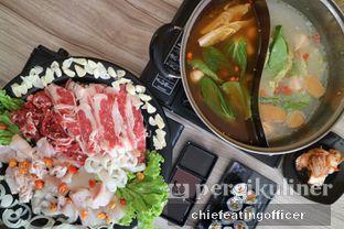 Foto 13 - Makanan di Wang-Gwan Shabu & Grill oleh Cubi