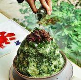 Foto Matcha sakura di Homemate Ice Bar
