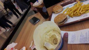 Foto 1 - Makanan di Burger King oleh Risyah Acha