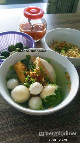 Foto 5 - Makanan di Bakso Ikan Telur Asin Ahan oleh Marisa @marisa_stephanie