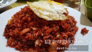 Foto 1 - Makanan(Nasi Goreng Merah) di Makassar Seafood Pelangi oleh JC Wen