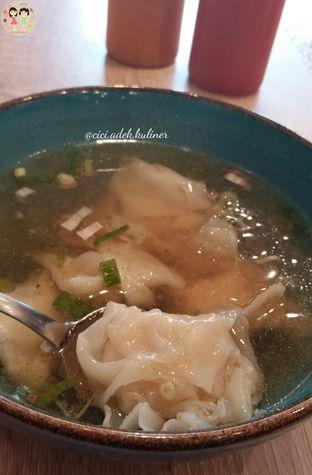 Foto 4 - Makanan(Pangsit rebus) di Solaria oleh Jenny (@cici.adek.kuliner)