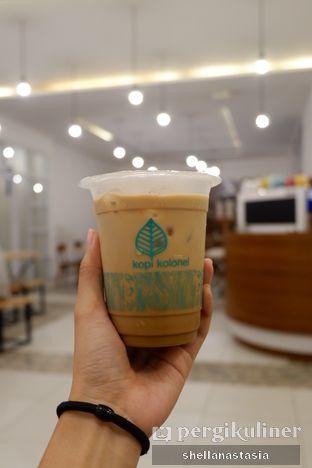 Foto 2 - Makanan(Kopi Kolonel) di 404 Eatery & Coffee oleh Shella Anastasia