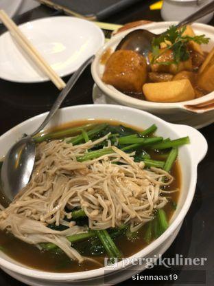 Foto 4 - Makanan(Po Cai Saus Tiram dengan Enoki) di Soup Restaurant oleh Sienna Paramitha