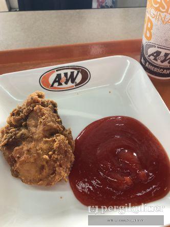 Foto Makanan di A&W