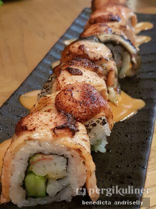 Foto 2 - Makanan di Sushi Groove oleh ig: @andriselly