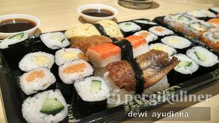 Foto review Sushi Kiosk oleh Dewi Ayudiana 3