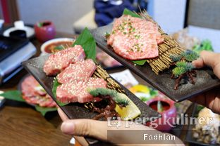 Foto review WAKI Japanese BBQ Dining oleh Muhammad Fadhlan (@jktfoodseeker) 12