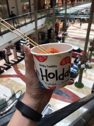 Foto 2 - Makanan di Holdak Crispy Chicken oleh Yohanacandra (@kulinerkapandiet)