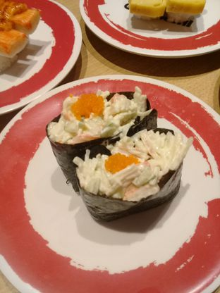 Foto review Genki Sushi oleh lisa hwan 1