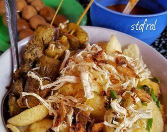 Foto Makanan di Bubur Ayam Monas
