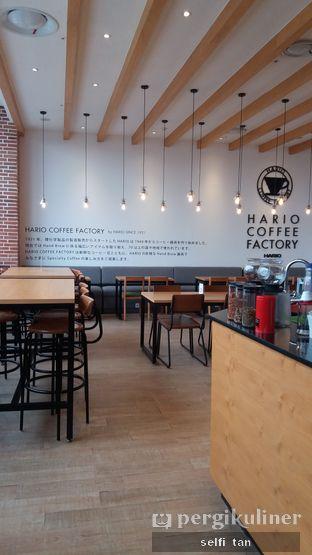 Foto 6 - Interior di Hario Coffee Factory oleh Selfi Tan