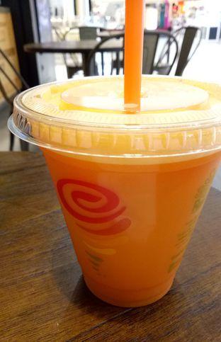 Foto 2 - Makanan(Carrot Ginger) di Jamba Juice oleh maysfood journal.blogspot.com Maygreen