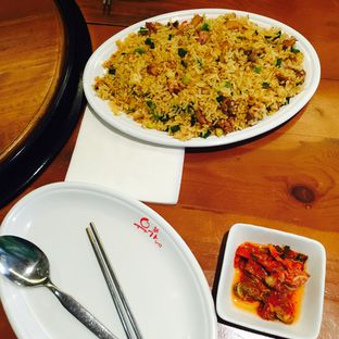 Foto 7 - Makanan(Marinated Chicken Bulgogi Cheese Fried Rice) di Yoogane oleh Yolla Fauzia Nuraini